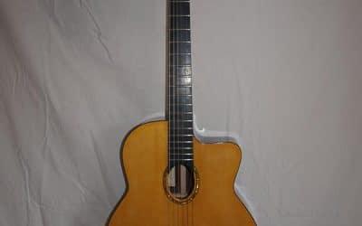 Guitarra clásica/jazz